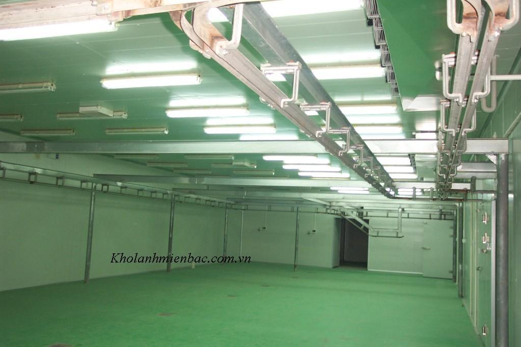 Ứng dụng của kỹ thuật lạnh trong lắp đặt kho lạnh