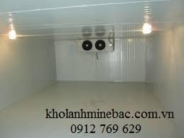 Dịch vụ lắp đặt kho lạnh, cho thuê kho lạnh, kho mát tại Hà Nội