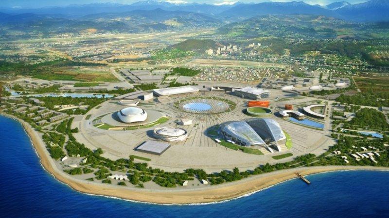Giữ lạnh cho Thế Vận Hội Mùa Đông, SOCHI 2014