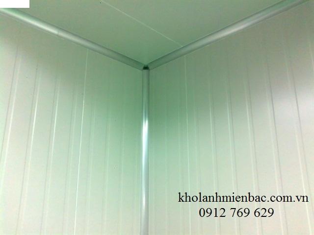 Những ưu điểm của tấm panel PU trong kho lạnh bảo quản