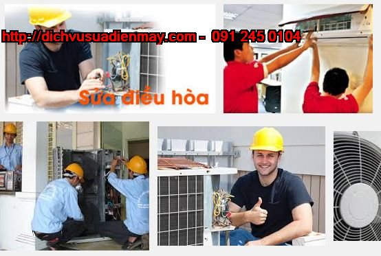 Dịch vụ sửa chữa điều hòa tại quận Hà Đông uy tín, chuyên nghiệp