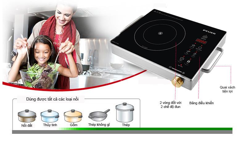 Dịch vụ cung cấp và lắp đặt miễn phí bếp hồng ngoại trên toàn quốc