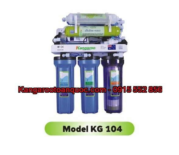 Tìm hiểu những điều đặc biệt của máy lọc nước Kangaroo.