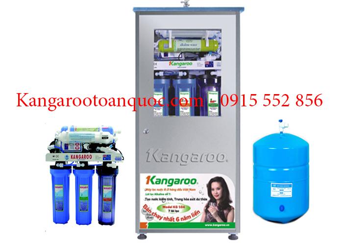 Địa điểm cung cấp máy lọc nước Kangaroo ở Hà Nội bạn cần biết